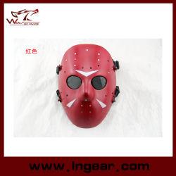 Maschera di protezione piena tattica della mascherina di Airsoft della mascherina del hokey del Jason