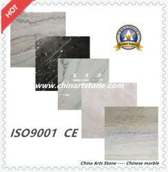 Blanc poli chinois/anti-dérapant/ noir/ Beige pour carrelage de sol en marbre en bois