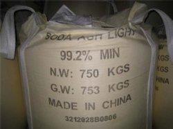 Carbonato de sódio denso e Lignt 99,2% para o Vidro