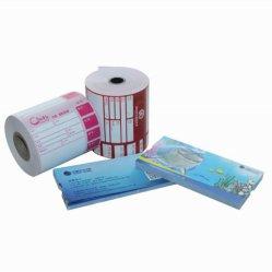 Tamanhos Diferentes rolos ou em embalagens de papel térmico bilhetes