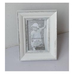 Новая Деревянная рамка для фотографий пленки в корпусе серебристого цвета линии