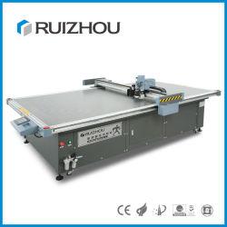 Alimentação Automática Ruizhou máquina de corte de tecido Laser / Cortador de Laser de tecido têxtil
