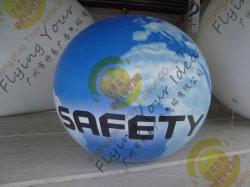 Balón Oval Helio inflables publicitarios
