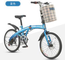 """En 2018 à la mode du châssis en alliage de 20"""" 7 vitesses mini bon marché dame femme Vélo Pliant Vélo du cycle de la Chine"""
