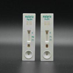 [س] يوافق ملاريا [بف/بف] ([وهول بلوود]) سريعة إختبار عدة