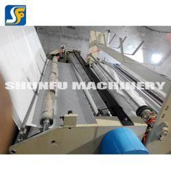 Ткани производстве бумаги/ используется бумага с продольной резки перематыватель машины