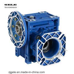 Endlosschrauben-Reduzierstück-Kraftübertragung-Getriebe China-Nmrv mit Flansch
