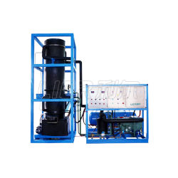 Para la fabricación de máquinas de hielo de tubo de la nueva moda que hace la máquina de hielo de tubo Industrial