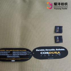 À prova de 1000d DuPont tecido Cordura Nylon com revestimento de PU para sacos/Tendas/Interiores