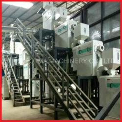 300t/d'usine de traitement combiné de riz à grain