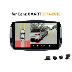 벤츠 지능적인 2016년 - 2018년을%s 차 항법 64GB 1024*600 차 GPS 항해 체계