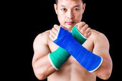 Fita de fundição ortopédica Fundição bandagem de médicos de fita de fibra de vidro