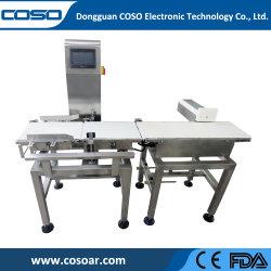 Vérifier en ligne Checkweighers automatique contrôle du poids du produit peseur