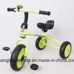 Triciclo triciclo Infantil Niños bebé bicicleta triciclo con luz y música (062H)