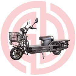 10インチの車輪72V 1500wattの頑丈な貨物電気バイク