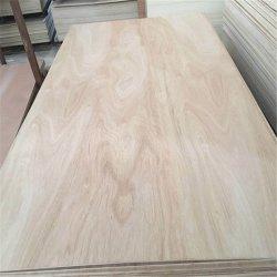 La quercia Sapeli del pino della noce della ciliegia del teck della cenere di Digitahi ha affrontato MDF/Plywood