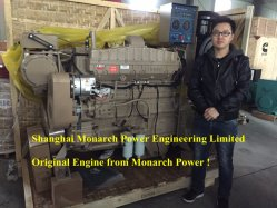 Les moteurs diesel Cummins (4B, 6B, 6C, 6L, QS, M11, N855, K19, K38, K50) pour l'industrie de la machinerie, moteur diesel marin, Véhicule, groupe électrogène) de la pompe à bas prix