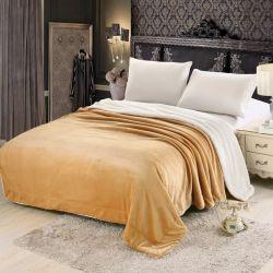 Couverture de laine de haute qualité pour la collecte de l'hôtel