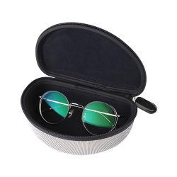 Sonnenbrille-Augen-Glas-Kästenscherzt kundenspezifischer Sun-Glas-Kasten kundenspezifischen Glas-Kasten-weichen multi Brille-Glas-Kasten-Kasten-Kasten Firmenzeichen EVA-EVA für Gläser