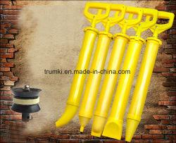Les outils à main manuel matériau PVC coulis de ciment Mortier colle les armes à feu