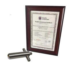 Personalizar Densen Usinagem CNC pino de barra de aço inoxidável, usinagem de ligas de titânio Bar, microfusão usinagem OEM Barra de ligação