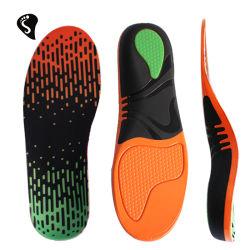 الصين مريحة [هيغ-ربووند] قدم [أرثوتيك] عادية قوس قدم [بين رليف] تدليك هلام [إينسل] لأنّ رياضات أحذية