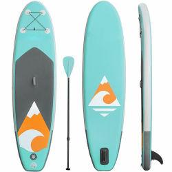 В раскрывающемся списке ПВХ внакидку надувные складная подставка для изготовителей оборудования до серфинга лопаток