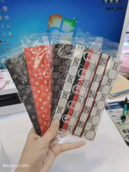 Mask Factory Wholesale voor LV G. G Printed Designs Facial Disposable Dust Sublimated Fashion 3-laags Beschermmasker