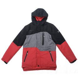 Resistente al agua de los hombres chaqueta de invierno (TPU recubiertos).