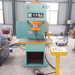 Einspaltenloch-lochende Cs-hydraulische Presse-Maschine