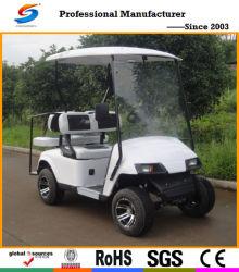 Ec002 Hot vendre bon marché 2 places aller karts pour vente et de la voiturette de golf électrique avec la CE