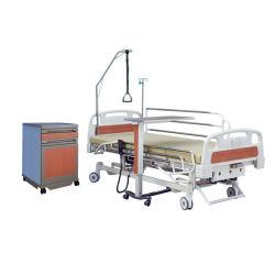 Drei Funktionen Elektrik- und Manuelle Kombiliziten-Betten Billig Krankenhausbett