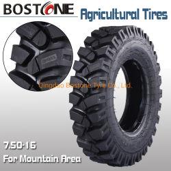 16 Zoll-der Durchmesser-landwirtschaftliche Traktor ermüdet 7.50-16 den Bauernhof-Reifen-Antischnitt für Gebirgsbereich