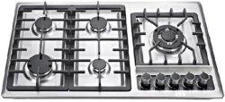 Brenner-Gas-Ofen des Heiß-Verkauf China-Hersteller-Edelstahl-5