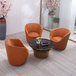 Hôtel moderne de canapé en tissu pour meubles de salle à manger