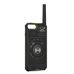 Canaux UHF 3-5km 16Myt DM-8000 DMR Autoradio avec grand affichage LCD DM8000 Nouvelle fréquence mètre de câble USB pour un talkie-walkie