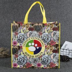 100 GSM ЛАМИНИРОВАНИЕ PP без тканого брелоки сувениры, оптовая продажа дешево не подпольную сеть магазинов женская сумка