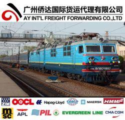 Контейнерных перевозок из Таиланда в Казахстан и Узбекистан и Кыргызстан и Туркменистан/Таджикистана через Китай по железной дороге