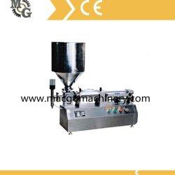 Sac Vertical Stand-up Sachet Joint de remplissage de l'emballage de la machine avec peseur