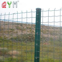 Galvanisierter Maschendraht-Zaun Belüftung-überzogener Wohneuroholland