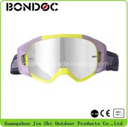 De unisex- Mx van de Motocross Beschermende brillen die van de Helm Beschermende brillen rennen
