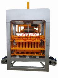 Мониторинг интервала QT6-12 Hfb5150A взаимосвязанных пресс для производства кирпича строительная техника