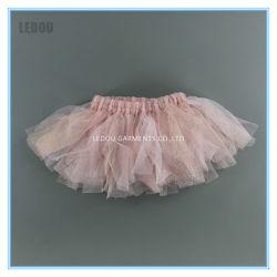 Niño Niña Falda Tutu Rainbow Princess Dress Sparkle Sequin hinchada la fotografía de la falda de tul
