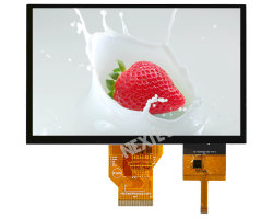 "Nextek 7.0 "" LCD表示IPS 1024*600 1300のNits LCD"