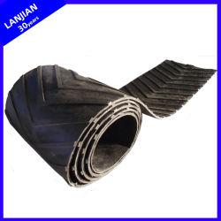 Gummimuster-übermitteln rutschfestes Förderband für die große Kapazität