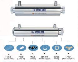 De UV UVLamp van de Sterilisator voor het Systeem van het Water