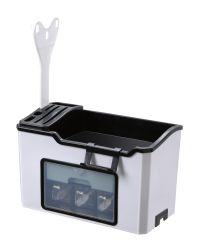 [2-تير] مطبخ [سبيس رك] منظّم, يقف من مطبخ [كونترتوب] تخزين منظّم رصيف صخري حامل