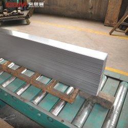 Usine de la plaque de tôle en acier inoxydable Whosale AISI 321