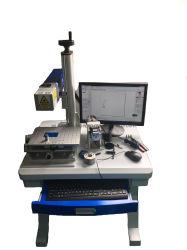 Fim bombeado para máquina de marcação a laser Botão Automóvel, chave, Chip IC, Mini Código QR