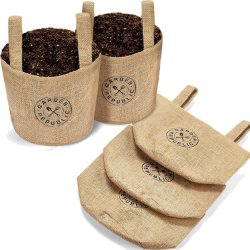 De niet Geweven Stof van uitstekende kwaliteit kweekt Zakken, het Planten van de Boom Zakken